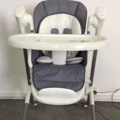 Swing Chair Dining Table Room Covers With Buttons Brand New Baby High Seat Portable Adjustable