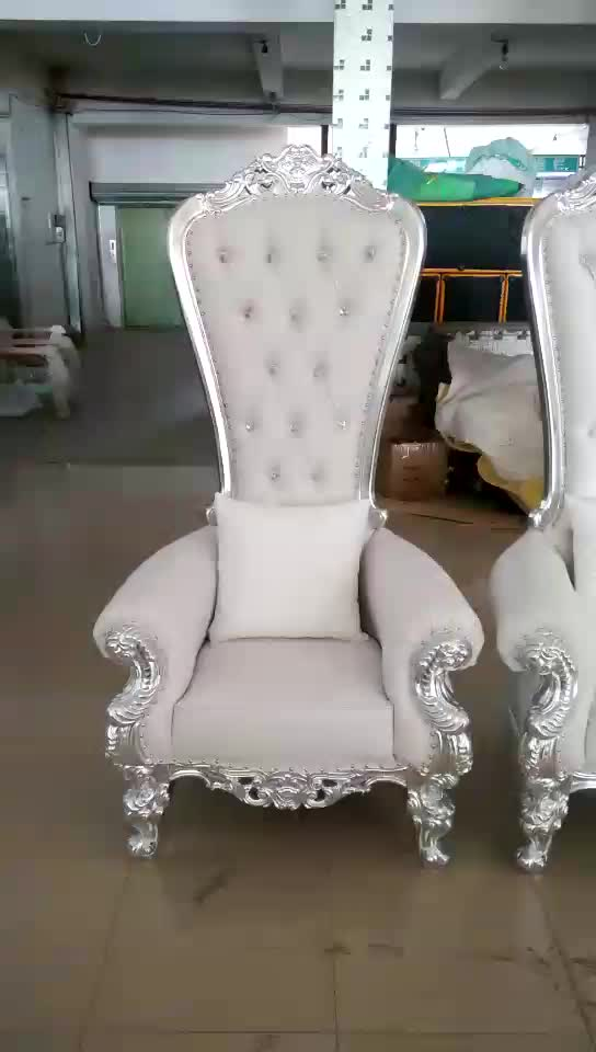 Hotel Furniture Wooden Luxury Carving French Baroque White