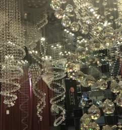 sprial tail chandelier crystal stair chandelier elegant crystal chandelier om9213 [ 1920 x 1080 Pixel ]