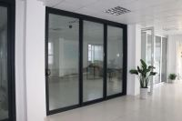 Air Tight Sliding Door / 3 Panel Sliding Glass Door ...