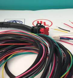 oem odm custom iso9001 2008 wire loom wire cable assembly auto wiring harness [ 1920 x 1080 Pixel ]