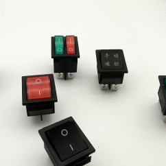 6 Pin Rocker Switch Wiring Diagram Rice Cooker Hot Sale Taiheng Kcd4 6pin Illuminated