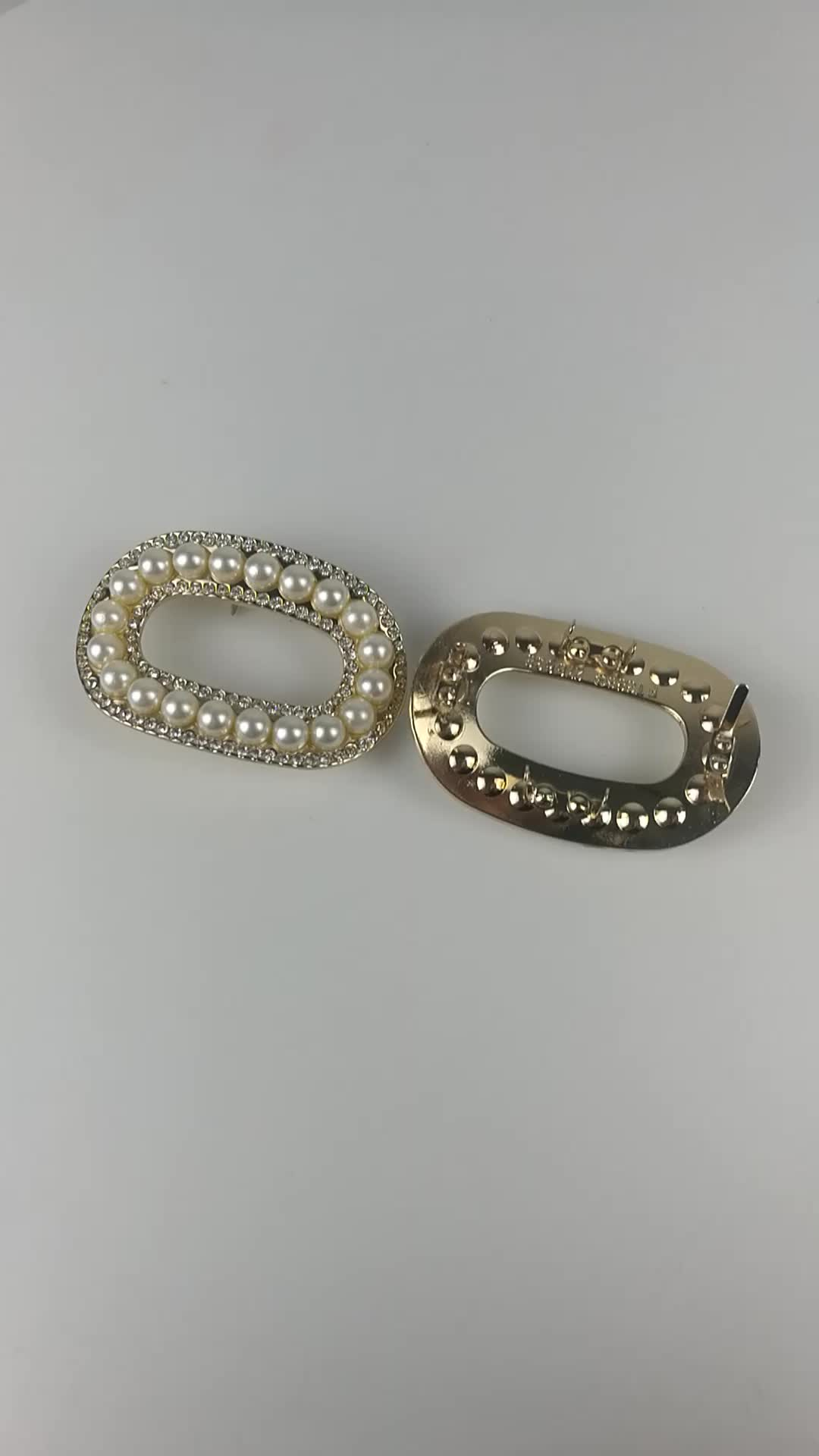 New Arrived Metal Vintage Shoe Buckles With Cheapest Price