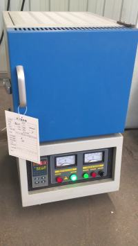 1200c Small Muffle Furnace Used For Office Dental ...