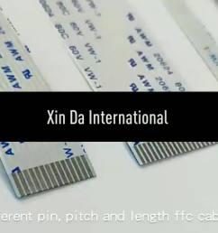 awm 2896 80c 30v vw 1 9 pin ribbon cable for uv printer [ 1920 x 1080 Pixel ]