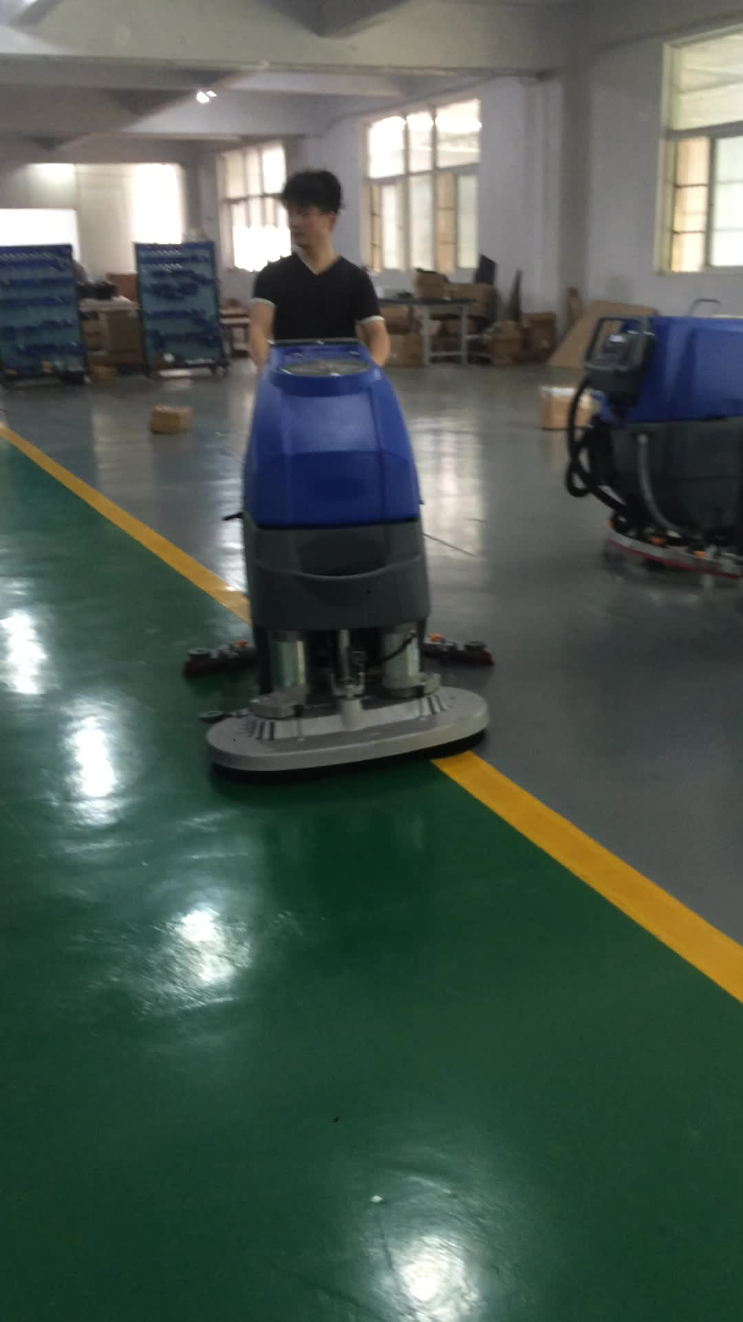 Commercial Industrial Carpet Floor Cleaning Washing