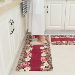 Long Kitchen Rugs Unclog Drain 厨房地毯防滑耐脏防水长条特价 厨房地毯防滑耐脏防水长条怎么样搭配图片 厨房垫子地垫防油防水进门门垫长条防油防滑地毯
