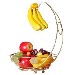 Fruit Basket For Kitchen Storage Racks Yah创意水果篮客厅果篮现代水果沥水篮酒吧果盘厨房水果收纳 Yah创意水果篮客厅果篮现代水果沥水篮酒吧果盘厨房水果收纳篮子