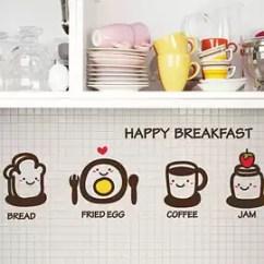 Kitchen Window Ideas Aid Pro 600 小物橱窗 多图 价格 图片 天猫精选 可爱小物贴墙贴纸厨房餐厅咖啡奶茶烘焙糕点玻璃橱窗贴店铺装饰
