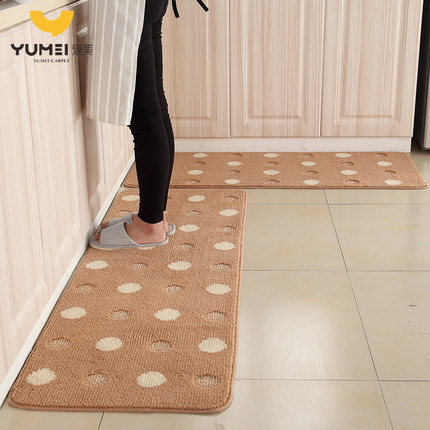 kitchen floor rugs soup volunteer houston 现代简约厨房地垫厨房地毯长条防滑吸水防滑防油垫子厨房垫地垫 居家地垫