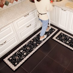 Long Kitchen Rugs Custom Outdoor Kitchens 厨房 厨房地垫长条吸水防滑垫子脚垫家用厨房地毯可机洗 服务社区 厨房地垫长条吸水防滑垫子脚垫家用厨房地毯
