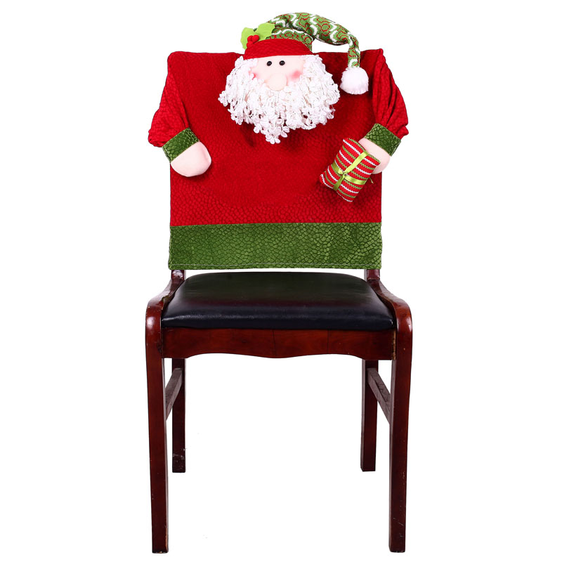 chair cover christmas decorations nursing glider or rocking buy santa claus hotel coverings back decoration in cheap price on m alibaba com