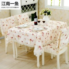 Tablecloths And Chair Covers Damask Dining Uk Buy To Woo Pastoral Tablecloth Cover Fabric Table Cloth Cushion Seat Coverings Back Euclidian