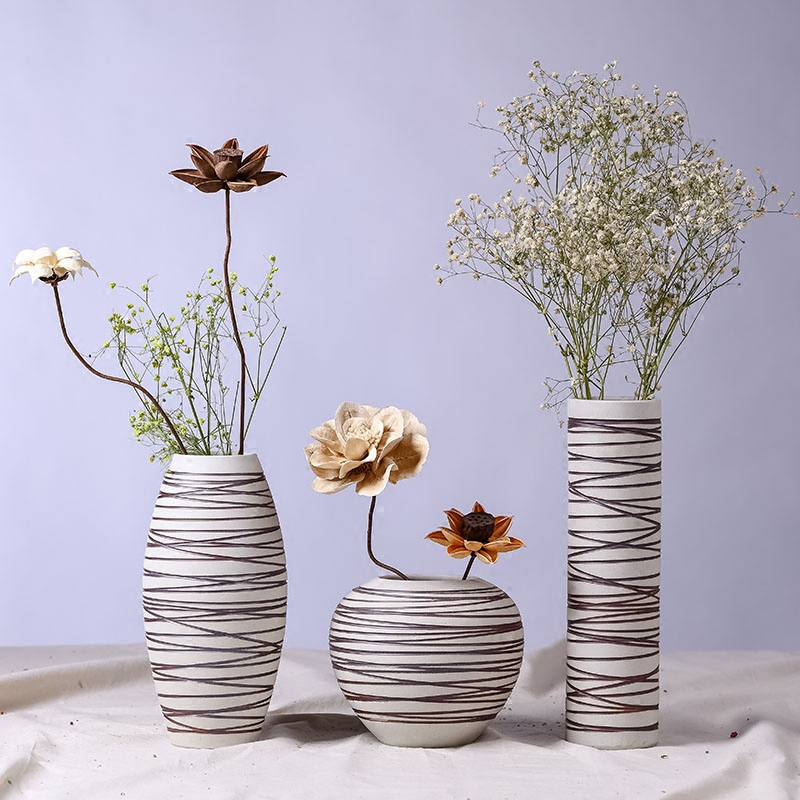 living room floor vases modern photo gallery buy creative fashion vase minimalist home desktop flower arrangement device ornaments handmade art decoration in cheap price