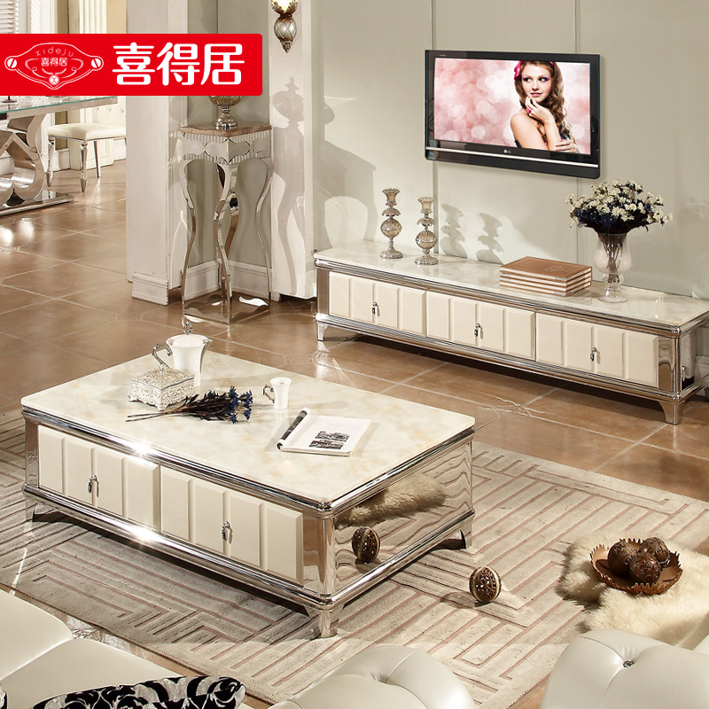 furniture cabinets living room wooden singapore buy european modern minimalist apartment size coffee table marble residential wall tv cabinet combination