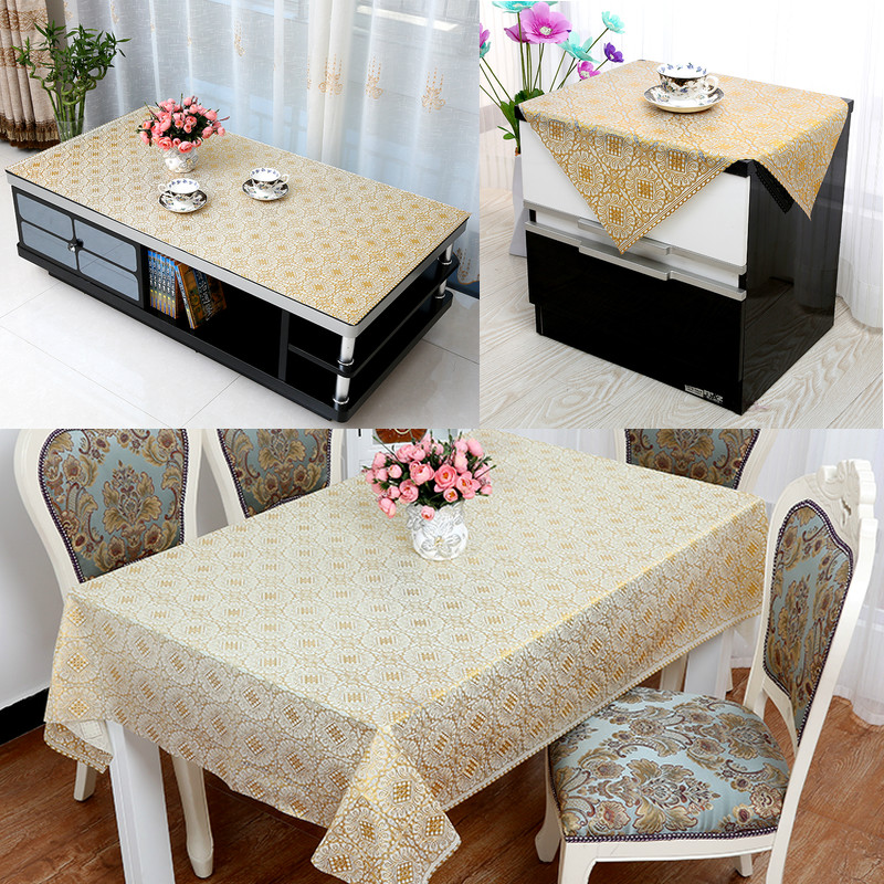 Coffee Table Tablecloth