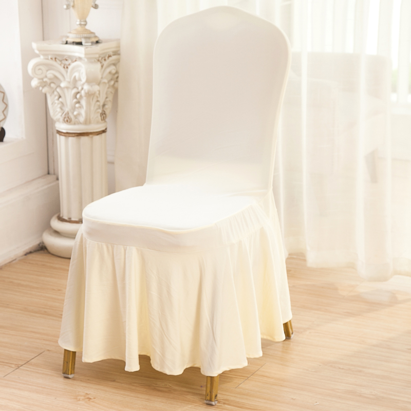 custom banquet chair covers desk headrest buy thickening elastic coverings siamese cover meeting hotel wedding slipcover in cheap price on