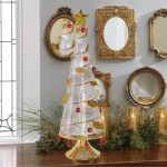Buy China Zun Christmas Tree Lights Symphony Wrought Iron Christmas Tree Ornaments Desktop Fiber Optic Christmas Tree Small Christmas Tree In Cheap Price On M Alibaba Com