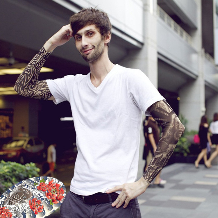 Arm Tattoos For Men Sleeves