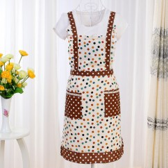 Cute Kitchen Aprons Building Island Buy Korean Version Of The Q Everything Apron Iopp Waterproof Custom Gowns Free Shipping In Cheap Price On