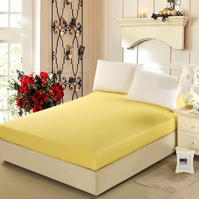 Originated From Amoy Textile Cotton Single Bed Li Simmons Protective Sleeve Cover Product