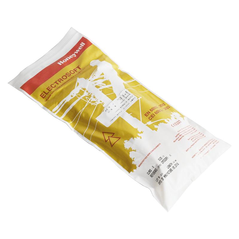 霍尼韋爾進口乳膠絕緣手套220V柔軟薄款高壓低壓電工380V安全防護 - 淘寶天貓 - LINE購物
