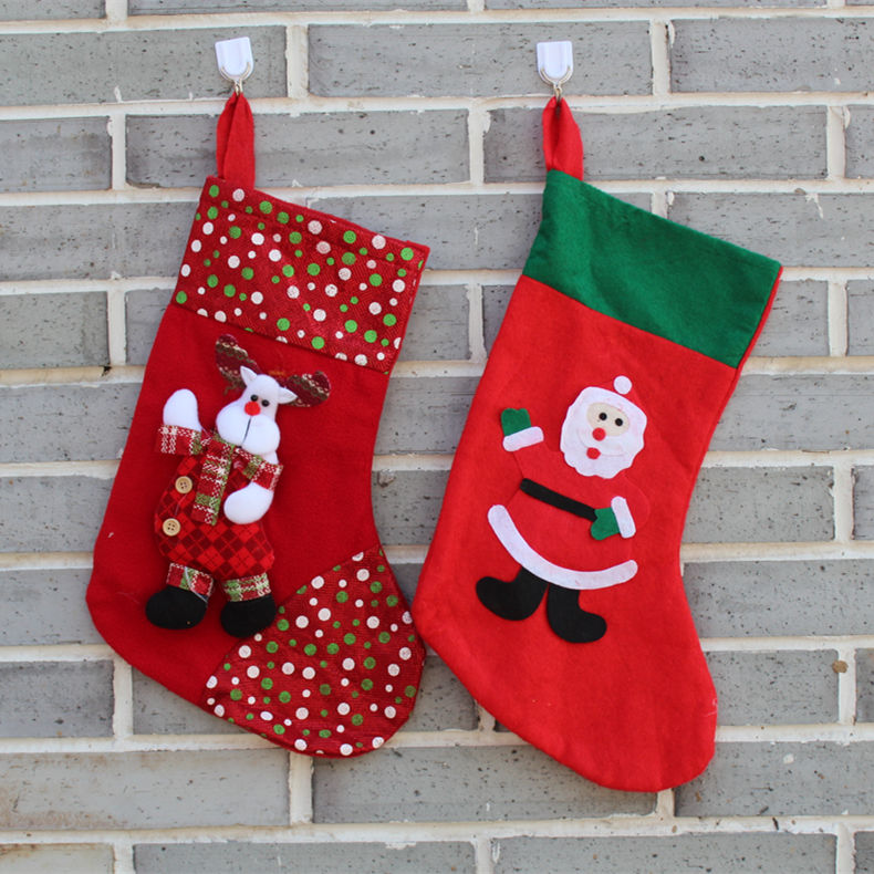 Buy Hi String Large Upscale Christmas Christmas Stockings Christmas Bells Christmas Decorations Cartoon Boots Thick Boots In Cheap Price On M Alibaba Com