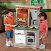 american plastic toys custom kitchen ikea base cabinets step2厨房推荐 step2厨房哪里买 step2厨房批发 diy 淘宝海外 美国step2时尚设计师厨房7546 创造玩乐仿真餐具玩具烹饪大师厨房