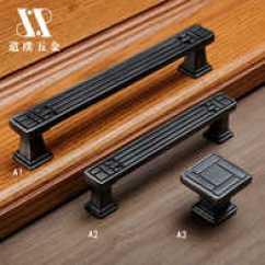 New Kitchen Cabinet Doors Foldable Cart 中式厨柜设计 中式厨柜价格 中式厨柜价钱 颜色 淘宝海外 黑色拉手新中式欧式仿古美式橱柜柜子厨柜方形单孔柜门