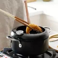 Kitchen Fryer Ceiling Fans With Lights 油锅厨房推荐 油锅厨房温度 油锅厨房热量 收纳 淘宝海外 油炸锅家用小炸锅厨房烹饪小炸锅油锅铁锅