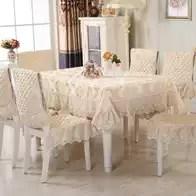 kitchen chair slipcovers breakfast nooks for small kitchens 厨房椅子套diy 厨房椅子套安装 厨房椅子套出租 订做 淘宝海外 房间餐桌布桌布台布院漂亮小清看碎花厨房餐椅垫