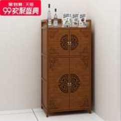 Bamboo Kitchen Cabinets Glass Tiles For Backsplash 竹厨柜设计 竹厨柜收纳 竹厨柜推荐 店 淘宝海外 楠竹小厨柜厨房柜仿古宜家经济型家用现代简约储物