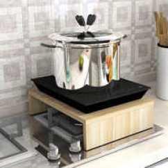Pedestal Kitchen Table Sears Faucets 煤气炉桌子架设计 煤气炉桌子架收纳 煤气炉桌子架推荐 店 淘宝海外 液化天然气灶煤气灶盖电磁炉支架子底座桌灶台盖板厨房