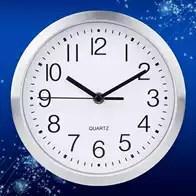 blue kitchen wall clocks cabinet cost 创意厨房挂钟新品 创意厨房挂钟价格 创意厨房挂钟包邮 品牌 淘宝海外 max home8英寸静音卧室小挂钟时尚简约创意厨房时钟金属圆形钟表