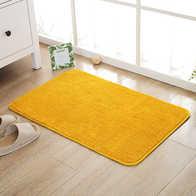 yellow kitchen rugs decor for 黄色地毯进门价格 黄色地毯进门清洗 黄色地毯进门设计 推荐 淘宝海外 定制纯黄色地毯红色灰色进门地垫厨房浴室吸水防滑垫飘窗