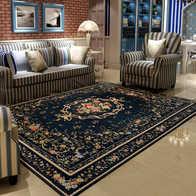navy blue kitchen rugs aid professional 地毯蓝色地中海价格 地毯蓝色地中海清洗 地毯蓝色地中海设计 推荐 淘宝海外 众弘地中海蓝色编织雪尼尔地毯卧室客厅茶几短毛地毯
