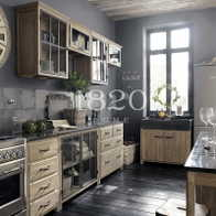rustic kitchen cabinet fixtures lowes 整体橱柜乡村设计 整体橱柜乡村价格 整体橱柜乡村价钱 颜色 淘宝海外 1820home出口法国 loet北欧乡村风大理石台面实木可拆分整体橱柜