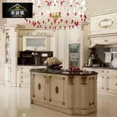 Oak Kitchen Islands Hells Apartments 厨房中岛设计 厨房中岛尺寸 厨房中岛收纳 颜色 淘宝海外 木宜家法式描金中岛台整体厨房厨柜定制红橡木原木实木