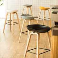 Kitchen Bar Chairs Games Cooking 厨房吧台椅尺寸 厨房吧台椅高度 厨房吧台椅设计 推荐 淘宝海外 休闲工作卧室厨房手机店凳子营业厅椅子时尚懒人酒吧商场美甲
