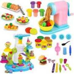Rubbermaid Kitchen Trash Cans Cabinets Design Ideas 饺子工坊新品 饺子工坊价格 饺子工坊包邮 品牌 淘宝海外 儿童男孩创意彩泥面条机饺子工坊3d橡皮泥玩具厨房过