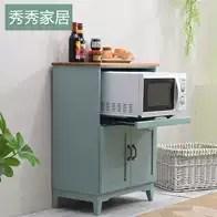 portable kitchen cabinet cheap supplies 高厨柜设计 高厨柜价格 高厨柜价钱 颜色 淘宝海外 微波炉架厨柜加高茶水台茶水架碗柜小柜子碗筷