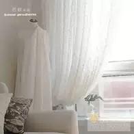 french lace kitchen curtains barn house 蕾丝半窗帘价格 蕾丝半窗帘颜色 蕾丝半窗帘设计 尺寸 淘宝海外 订做法式窗帘纱帘白色落地阳台飘窗客厅卧室镂空蕾丝半