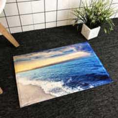 Navy Blue Kitchen Rugs Modern Cabinet Doors 蓝色地中海价格 蓝色地中海颜色 蓝色地中海设计 尺寸 淘宝海外 进门蓝色地中海风格地垫卧室床边长条地毯卫生间厨房防滑