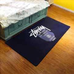 Black Kitchen Rugs Lighting In 黑色毛地毯价格 黑色毛地毯清洗 黑色毛地毯设计 推荐 淘宝海外 地毯卧室床边长方形可机洗个性创意拍照黑色欧式厨房长条