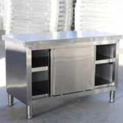 Kitchen Workbench 5 Piece Table Set 厨房工作台高度diy 厨房工作台高度尺寸 厨房工作台高度价格 推荐 淘宝海外 工作台高度可调厨房可洁净桌上长桌咖啡店不锈钢咖啡