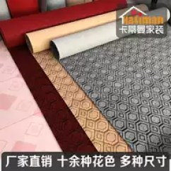 Cheap Kitchen Rugs Prefab Outdoor 便宜地毯价格 便宜地毯清洗 便宜地毯设计 推荐 淘宝海外 大号长条加厚珊瑚绒地毯卧室满铺房间家用便宜的