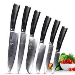 Damascus Kitchen Knives Dolphin Accessories 大马士革厨刀套装推荐 大马士革厨刀套装品牌 大马士革厨刀套装系列 价格 大马士革西式厨刀组合西餐厨师刀具套装德国家用全套厨房刀具