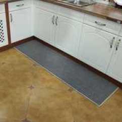 Cheap Kitchen Floor Mats Lowes Appliance Packages 华德地毯厨房地垫颜色 华德地毯厨房地垫设计 华德地毯厨房地垫推荐 价格 华德厨房地垫长条防滑吸水家用地毯纯色定制长方形厨房垫子