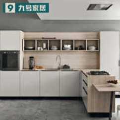 Off White Kitchen Cabinets Tile Backsplash Ideas For 现代厨柜整体定做设计 现代厨柜整体定做价格 现代厨柜整体定做价钱 颜色 上海现代整体厨房橱柜定制白色开放式厨柜厨房定做组装设计定制