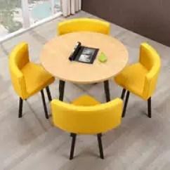 Circle Kitchen Table Storage Sets For 四方桌子餐厅尺寸 四方桌子餐厅高度 四方桌子餐厅价格 推荐 淘宝海外 洽谈组合小桌子沙发椅圆形四方饭桌洽谈圆桌椅小桌